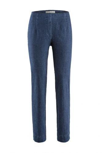 Stehmann INA-760W, bequeme Jeans in Superstretchmaterial Größe 44, Farbe Dark Blue