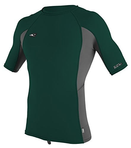 O'Neill Men's Premium Skins UPF50+ Sun Protection Rash Guard Top