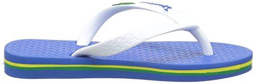 IpanemaClassica Brasil II - Sneaker Unisex - Bambini Blu (Bleu (22117))