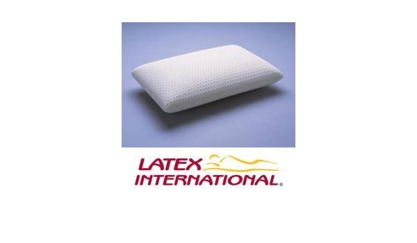 Talatech Latex Foam Firm Density Pillow