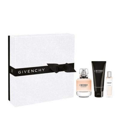 EDP   SPRAY GIVENCHY L'INTERDIT 80ML + LATTE CORPO