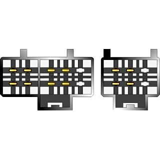 Autoleads Ford Maverick ISO Stereo Kabelbaum Geschirr Adapter Kabel pc2-13-4