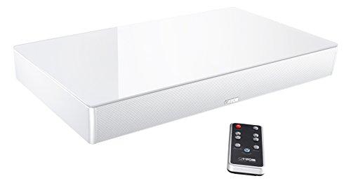 Canton DM 50 SE 2,1 - Sistema Home Cinema con Cristal blanco