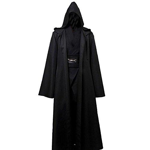 Star Wars Anakin Skywalker Kostüm schwarz Version (L)