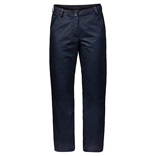 JACK WOLFSKIN Damen Hose ARCTIC ROAD PANTS WOMEN night blue