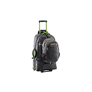 CARIBEE Travel Duffle Fast Track Daybacktrolley 68 mm 75 Litres from Micromedia