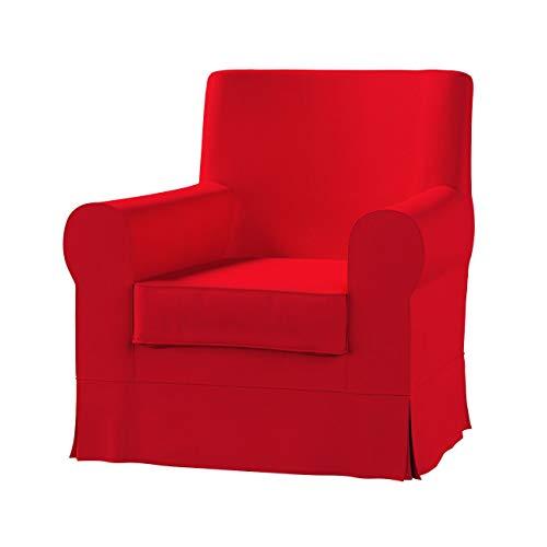 Dekoria Ektorp Jennylund Sesselbezug Sofahusse passend für IKEA Modell Ektorp rot