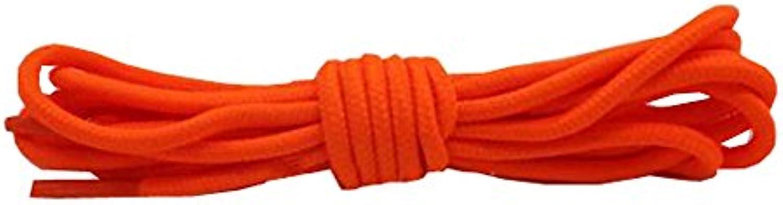Black Temptation Cordones redondos (1 par): para calzado deportivo y botas Reemplazos de cordones, E  -