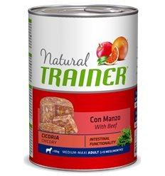 Trainer Natural Medium Maxi Adult con Manzo 400 gr