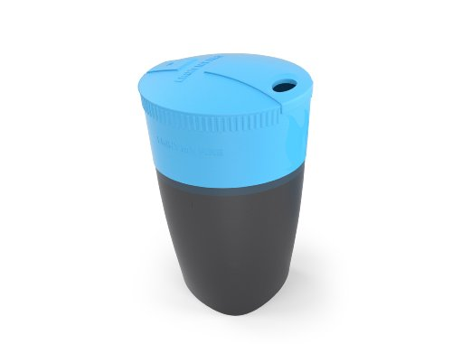 Light my Fire Light My Fire Collapsible Pack Up Cup, Cyan