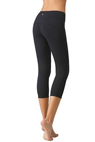 Tofern Femme Yoga Lot de 1 * Débardeur Bretelles Croisées+1 * Corsaire Pilates Galbant Multifonction Fitness Musculation Gym Running blanc