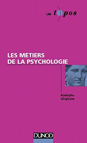Les métiers de la psychologie PDF Books