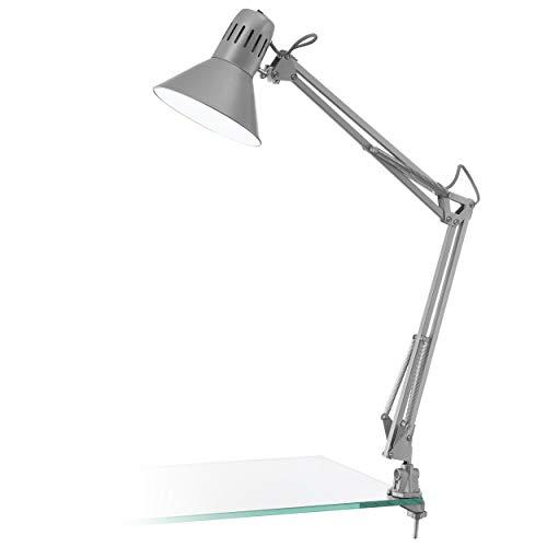 EGLO FIRMO lámpara mesa Plata E27 40 W - Lámparas