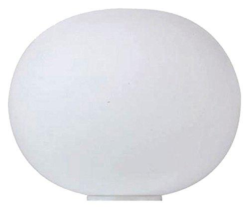 Flos GLO-BALL BASIC 1 EU, Glas, E27, 150 W, weiß, 27x33cm -
