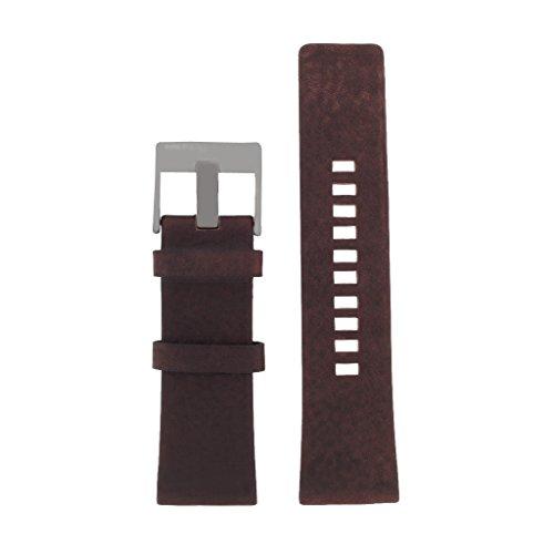 Diesel Uhrenarmband 26mm Leder Braun Uhrband DZ-4210 / LB-DZ4210