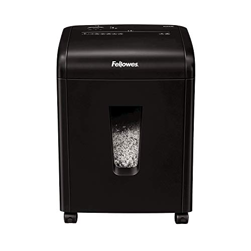 Fellowes 4685201 Destructeur Individuel 62Mc Micro Coupe 10 Feuilles