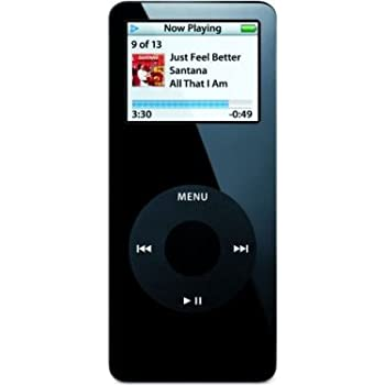 Apple iPod nano 2GB - Black [MA099FB/A]