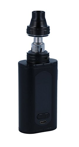 SC Invoke 220 Watt Akkuträger mit dem Ello Clearomizer 4 ml im Set - Farbe: schwarz -