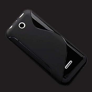 the best attitude e7f90 31f84 Back Cover Nokia 225(Black).: Amazon.in: Electronics