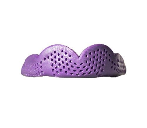 SISU 2.4 MAX super dünner Mundschutz / Farbauswahl (Violett)