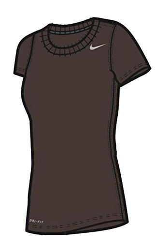 Nike Golf 2012 Herren Hose Dri-Fit Flache Front Hosen - Schwarz - 38-34 (Flache Front Hosen)