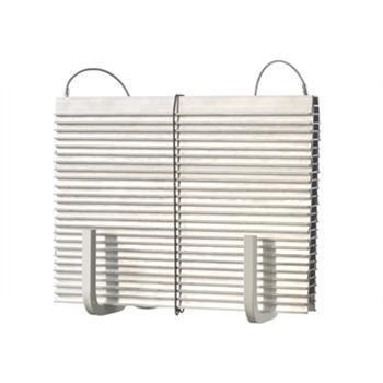 feuerleiter strickleiter Rettungsleiter KF-Kompakt N8, Stahlseil mit Alusprossen, Länge 8m, Stockwerke 3, Gewicht: 4,5 kg