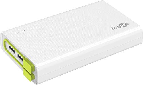 Battery Charging Pod (Goobay PowerBank 20.0 kompakte und kraftvolle Powerbank)