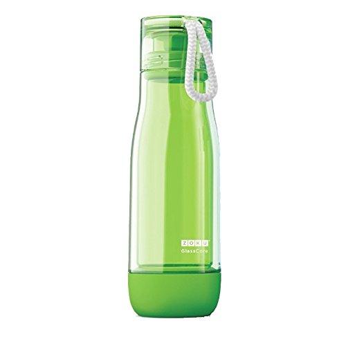 Zoku cada día snap-on Botella de cristal colgante con tapón a hermé