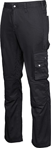 Kariban - Pantalon de travail multipoches Kariban Black