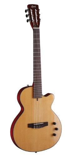CORT SUNSETNYNAT Nylon E-Gitarre - Akustische Elektro Nylon-gitarre