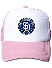 comfortable-san-diego-padres-roberto-alomar-buddy-baumann-trucker-hats