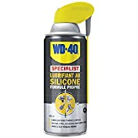 WD-40 specialist 33377 Lubrifiant silicone 400 ml double position