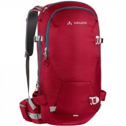 vaude-zaino-donna-nendaz-rosso-indian-red-5-x-28-x-16-cm-24-litri