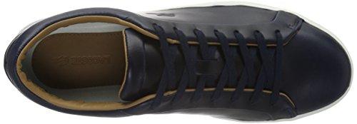 Lacoste Herren Straightset 316 3 Sneakers Blau (NVY 003)