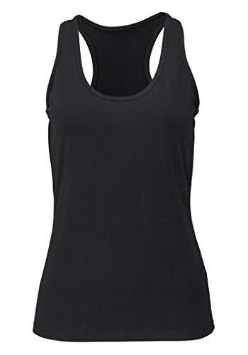 Damen Sporttop Yoga Tanktop Unterhemd Ringerrücken gebraucht kaufen  Wird an jeden Ort in Deutschland
