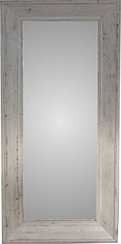 Casa-Padrino-Shabby-Chic-country-house-style-wall-mirror-180-x-82-cm-Antique-style-vintage-look