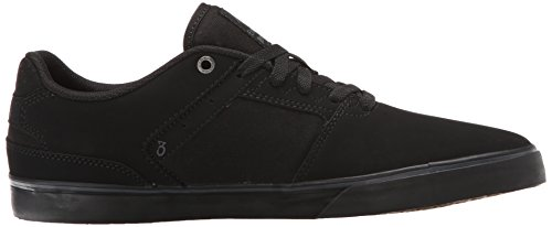 Emerica The Reynolds Low Vulc Herren Skateboardschuhe black/black/black