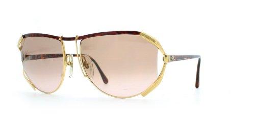 Christian Dior Damen Sonnenbrille gold gold