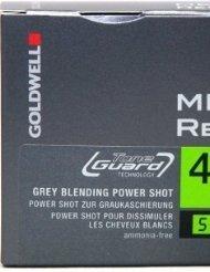Preisvergleich Produktbild Goldwell Men ReShade Grey Blending Power Shot (4 pack) - 4CA by Goldwell