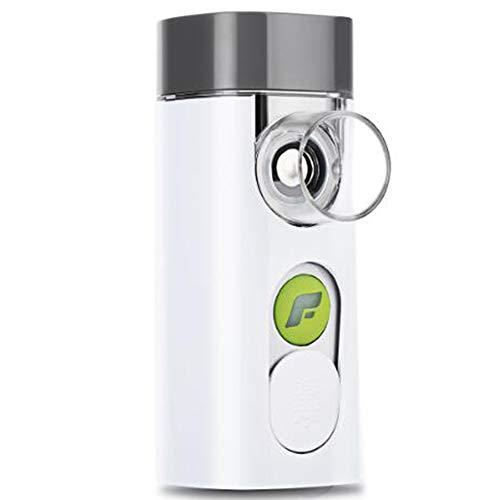 BLH-BSY USB wiederaufladbare Handheld Facial Steamer Mist Inhaler Vaporizer Persönliche Mist Inhaler Portable Mesh Vernebler Feuchtigkeitsspendende Gesichts-Sprayer -