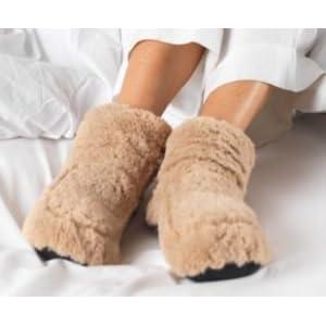 Warme Stiefel – Furry