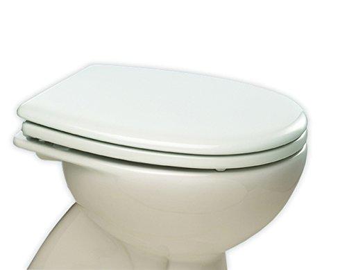 Bemis 3762cpt000 colibrì 2 sta-tite sedile copriwater dedicato, bianco