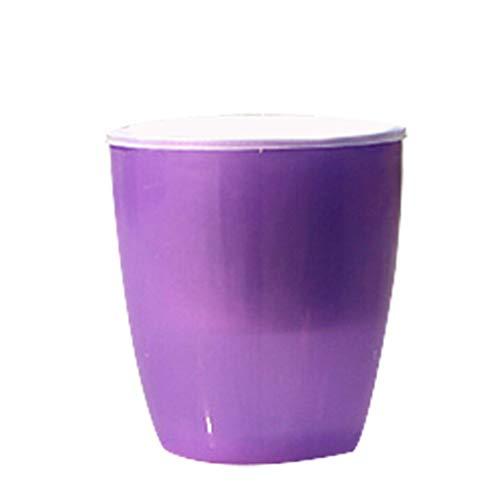Kunststoff Blumentopf(Zuhause Dekoration),Rifuli® Lazy Flower Pot Automatische Wasseraufnahme Plastiktopf Green Plant Water Culture Lagerregal kleiderbügel Stapelboxen