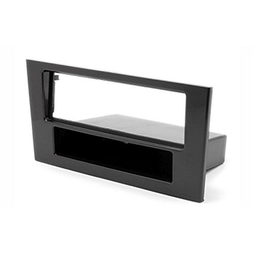 carav 11–308 DIN Autoradio Radioblende DVD Dash Installation Kit für Ford Mondeo 2002–2006 mit Ablagefach Faszie mit 182 * 53 mm
