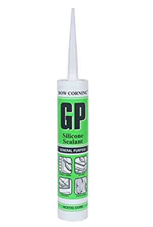 Dow Corning GP_AC Silicone, 280 ml Cartridge, Clear