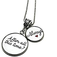 Collana Harry - After all this time? Always - Collana Severus - Hp - doni