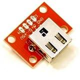 USB-A-Buchse-Breakout-Board