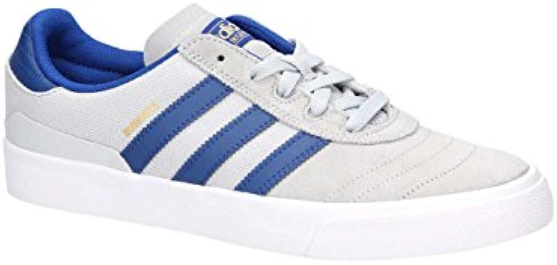 Adidas Busenitz Vulc, Zapatillas de Deporte para Hombre, Gris (Grpulg/Reauni/Ftwbla 000), 47 1/3 EU