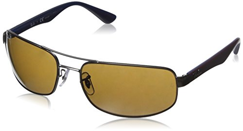Ray-Ban-Mens-Polarized-Sunglasses-RB3445-64-mm