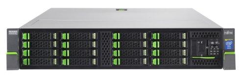 FUJITSU PRIMERGY RX2520M1 Xe E5-2420v2 2,2GHz 1x8GB DDR3-1600 w/oHDD SAS/SATA 8,9cm 3,5Zoll RAID Ctrl SAS 5/6 512MB DVD 1x450W 3JVOS